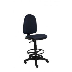 silla cajero Torino respaldo alto