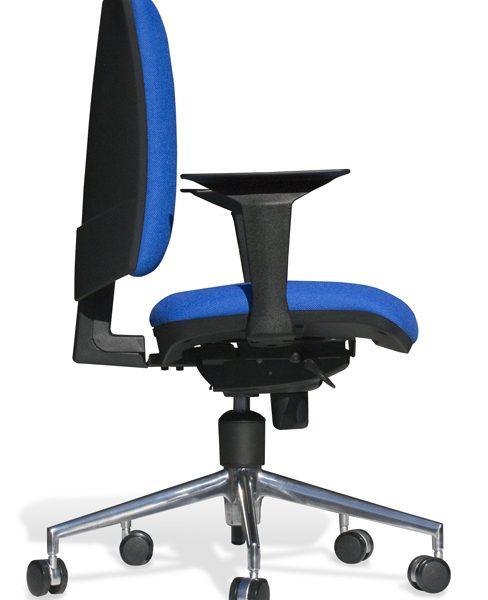 silla flash de perfil