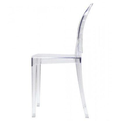 silla transparente santa clara or1107