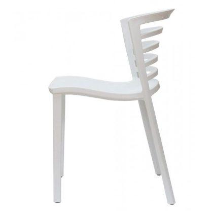 silla ripon blanca