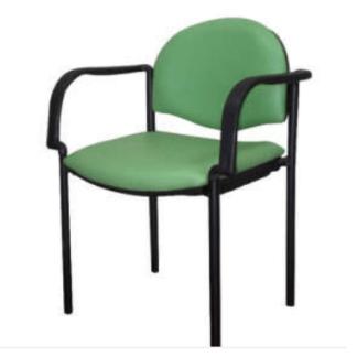 silla 870 con apoya brazo