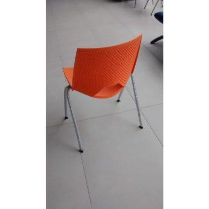 Silla Strike naranja