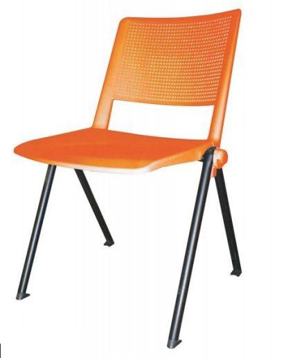 Silla Iso Revolution naranja