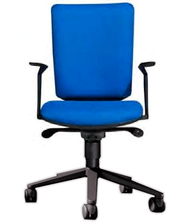 silla de oficina, flash