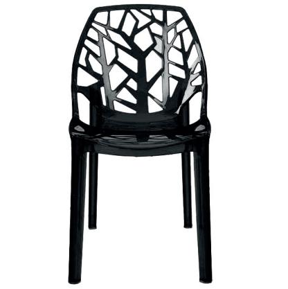 silla siracusa negra