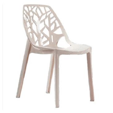silla siracusa blanco