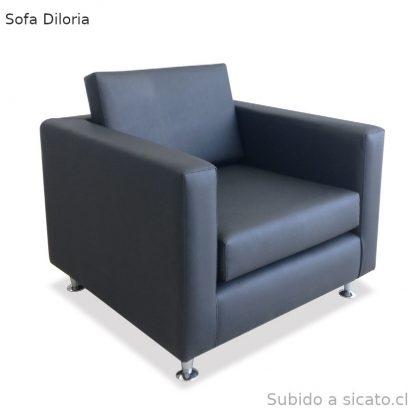 sofa diloria 1 cuerpo
