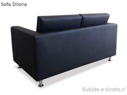 sofa diloria 2 cuerpos