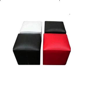 pouf cuadrados