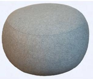 Pouf Circular