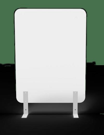 Pantalla protectora de acrílico para mesas