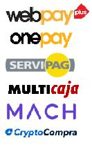 Formas web de pago
